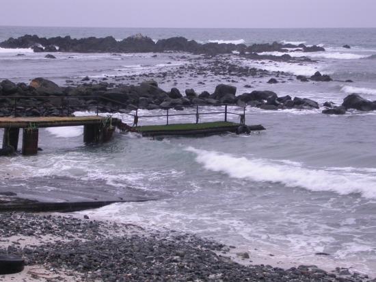 Punta de Choros, caleta de pescadores