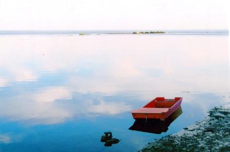La barca del cielo