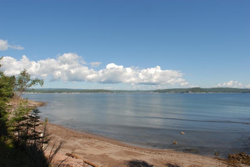 Reflection in Port Daniel