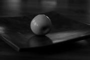 Lo efímero del equilibrio = Silencio!