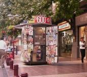 Kiosko de periodicos