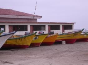 Caleta de pescadores