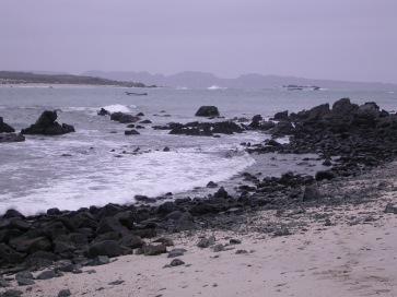 Y ese mar ...I