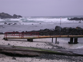 Y ese mar...III