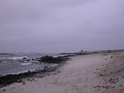 Y ese mar ...