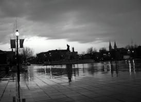 Tarde lluviosa