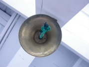 A bell in my patio
