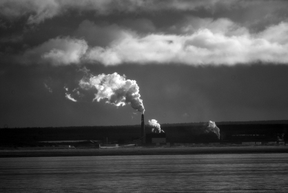 Pollution in the other side