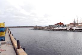 One of many harbour in Gaspesie