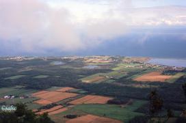 Carleton from the Mount St Joseph