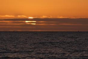 A veiled Sunrise