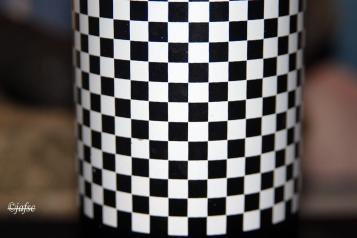 Water bottle from Mini. Detail