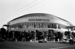 Near the Civic Center