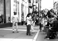 Stories of a street in San Francisco
