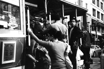 San Francisco: El famoso Tramway