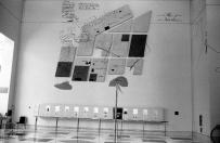 Interior view of Moscone Center