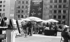 San Francisco :In Union Square