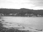 Central part of Port-Daniel