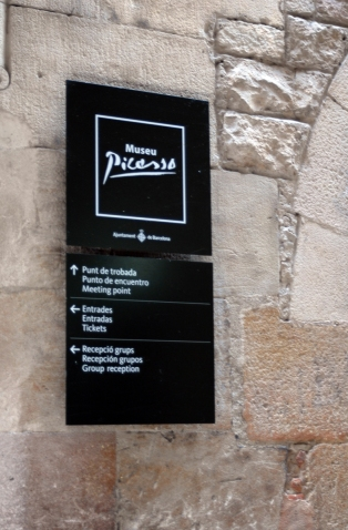 Museo Picasso in Barcelona