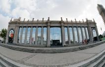 Palau de las Ferias, Plaza España