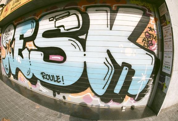 A Grand Street Art