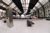 Estacion de Francia: interior view