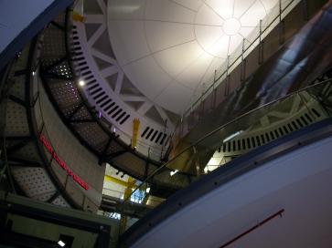 En centro comercial Las Arenas