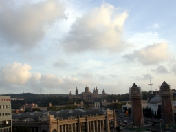 Vista desde Las Arenas