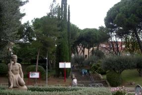 Vista entrada UBA