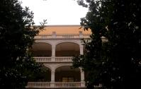 Patio interior Universidad de Barcelona