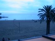 Vista del Mediterráneo