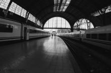 En allant vers le Future La Gare est derrière nous