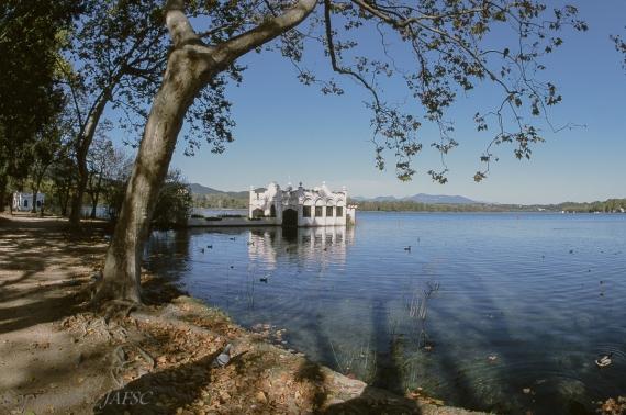 Fishing' house