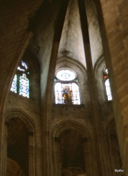 Santa Maria del Mar in the morning