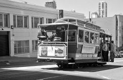 The Tranway of San Francisco