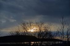 Dawn in Port-Daniel