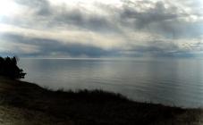 Seascape in Newport