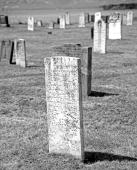 Old Gravestones , New Richmond