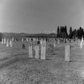 Old gravestones in New Richmond