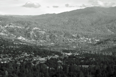 Panoramic from Oakhurst