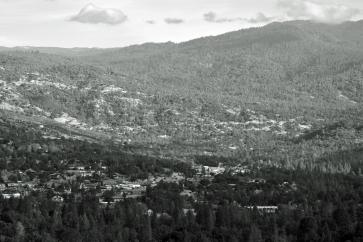 Panoramic from Oakhurst