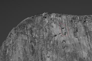 The Moai in Yosemite