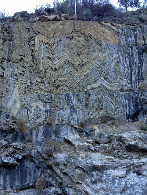Vestigios de las glaciaciones