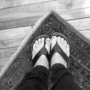 Self-Feet