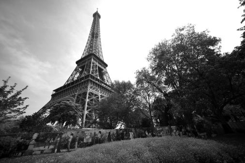 Tour Eiffel , A view!