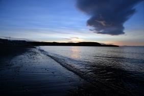 The sea at dawn III