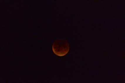 Eclipse lunaire du 27 septembre 2015