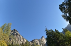 Yosemite with a 16mm lens
